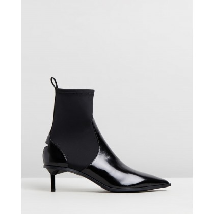 Carmen II Boots Ebony by Senso