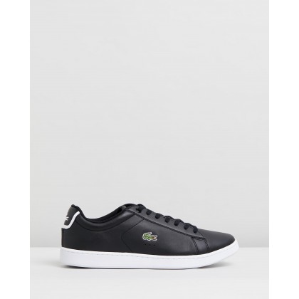 Carnaby Evo BL 1 - Men's Black by Lacoste