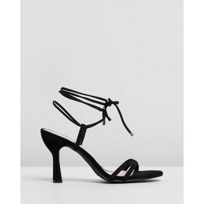 Carol Heels Black by Sol Sana