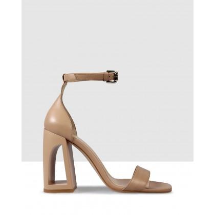 Caronie Sandals Powder by Sempre Di