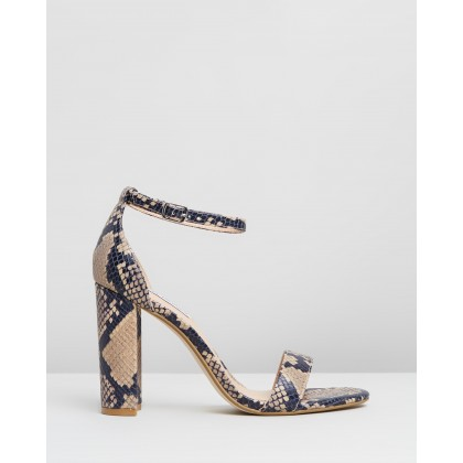 Carrson Tan Snake by Steve Madden