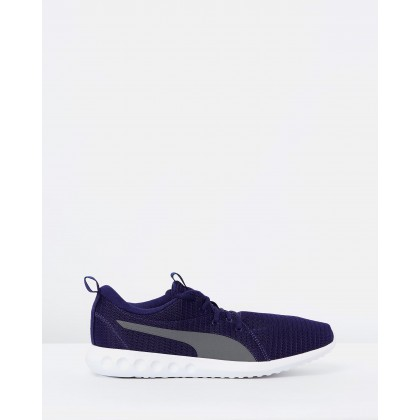 Carson 2 - Men's Blue Depths, Quiet Shade & Puma White by Puma