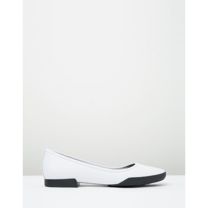 Casi Tiptap White by Camper