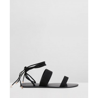 Castelo Black Suede by Billini
