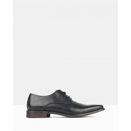 Cavalry Derby Dress Shoes Black by Betts