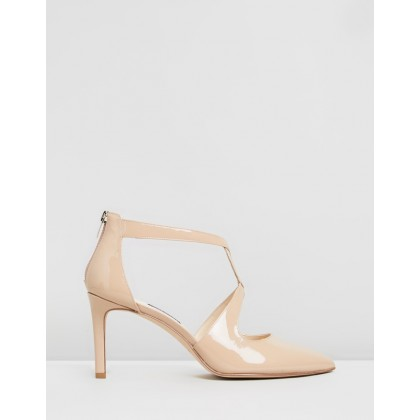 Cayden Light Natural Patent by Nine West