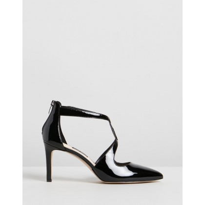 Cayden Black Patent by Nine West