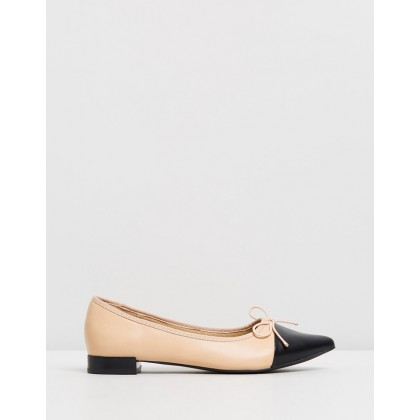 Cecil Flats Nude Smooth by Spurr