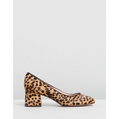 Celia Pumps Sahara Brown by J.Crew