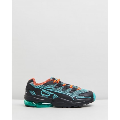 Cell Alien Kotto - Unisex Puma Black & Blue Turquoise by Puma