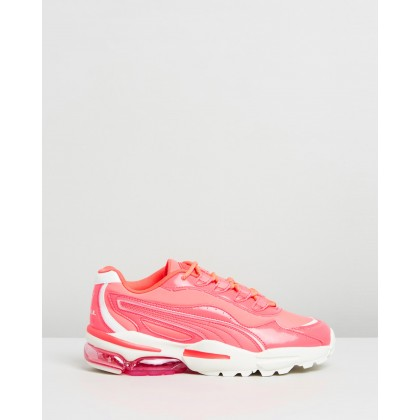 CELL Stellar Neon - Women's Pink Alert & Heather by Puma