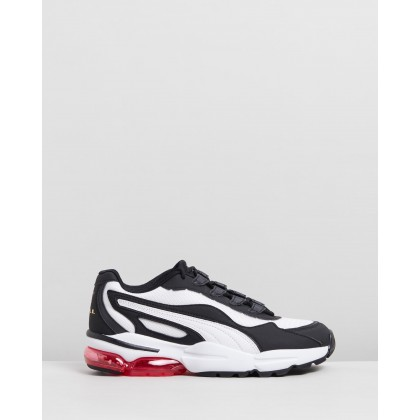 CELL Stellar - Women's Puma White & Puma Black by Puma