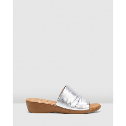 Chanel Silver by Hush Puppies