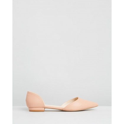 Chappy Flats Blush Smooth by Spurr