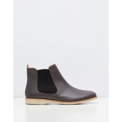 Chelsea Boots Petrol by Rollie