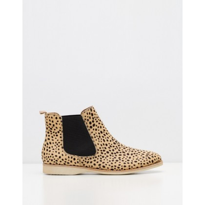Chelsea Boots Cheetah by Rollie
