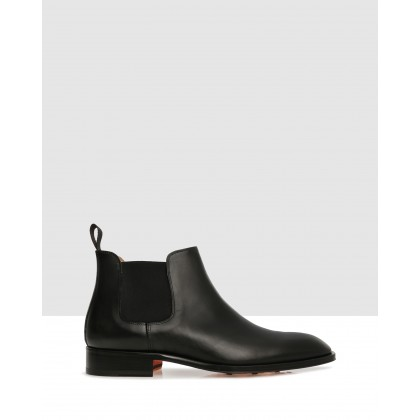 Chelsea Boots Black by Brando