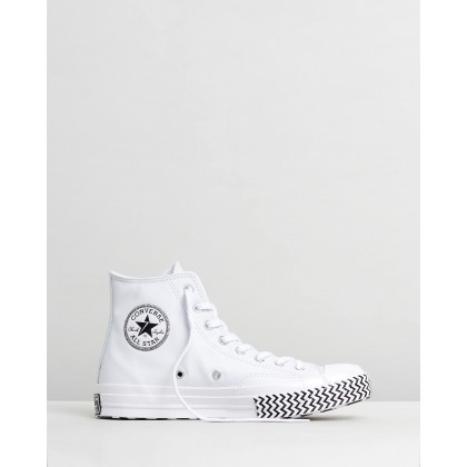 Chuck Taylor All Star 70 Mission-V High Top Sneakers White & Black by Converse