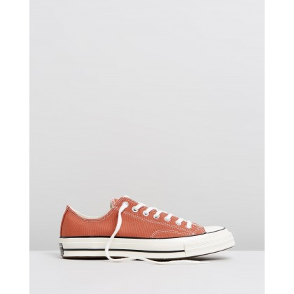 Chuck Taylor All Star 70 Ox Dusty Peach & Egret by Converse