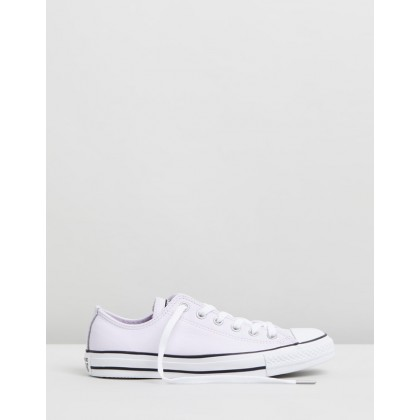 Chuck Taylor All Star - Women's Barely Grape, White & Black by Converse