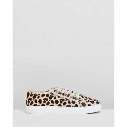 Chyka Sneakers Leopard by Walnut Melbourne