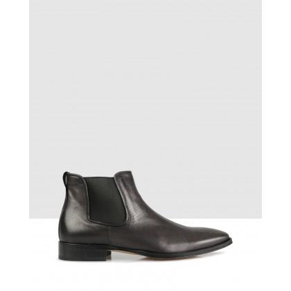 Cisco Boots Black by Brando