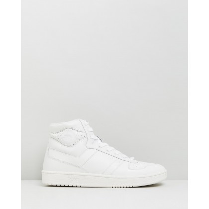 City Wings Hi White by Pony