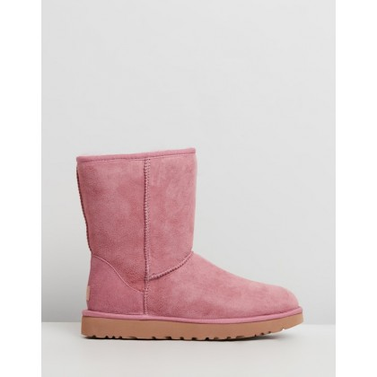 Classic Short Boots - Women's Pink Dawn by Ugg