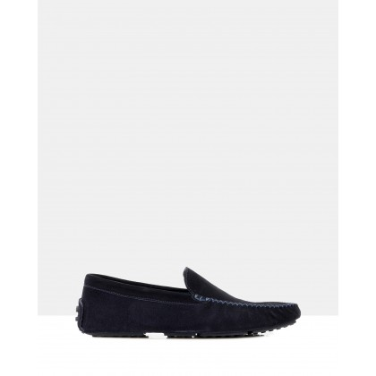 Coast Driving Shoes Navy 2011 by Brando