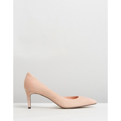 Colette Pumps Subtle Pink by J.Crew