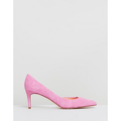 Colette Pumps Sundrenched Peony by J.Crew