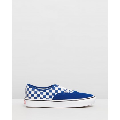 ComfyCush Authentic - Unisex Lapis Blue & True White by Vans