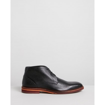 Corans Black Leather by Ted Baker