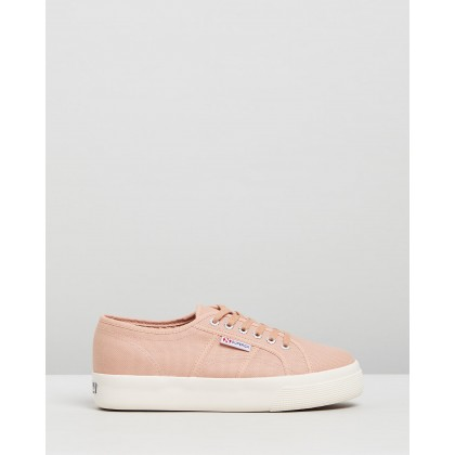 Cotu 2730 - Women's Rose Mahogany by Superga