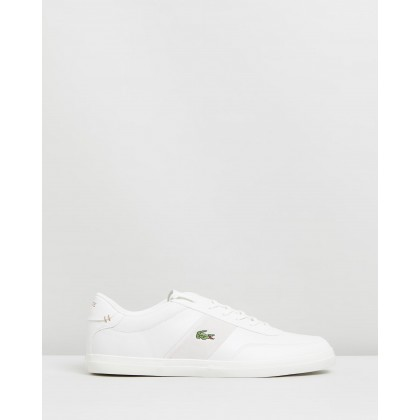 Court Master - Men's Off White by Lacoste