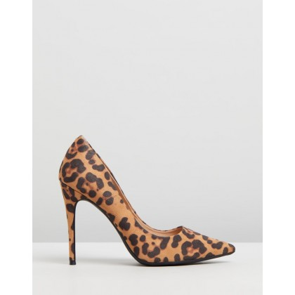 Court Shoes Leopard by Missguided