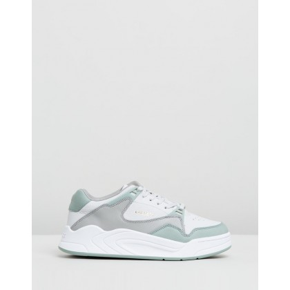 Court Slam 219 1 - Women's Light Green by Lacoste