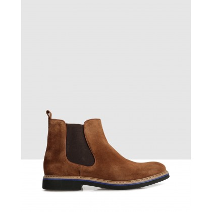 Crowe Ankle Boots Taba by Brando