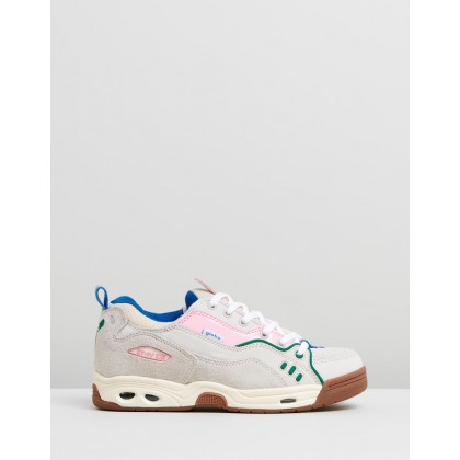 CT-IV Classic - Women's Silver Birch, Pink & Gum by Globe
