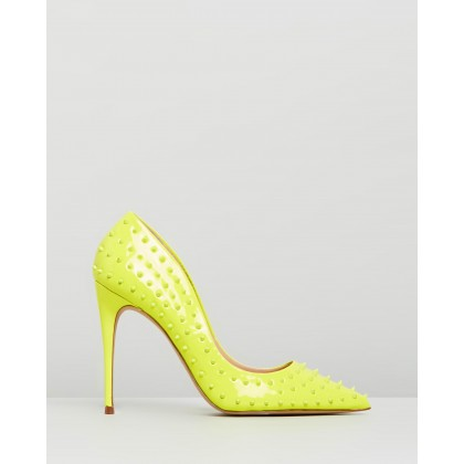 Daisie - S Yellow Neon by Steve Madden