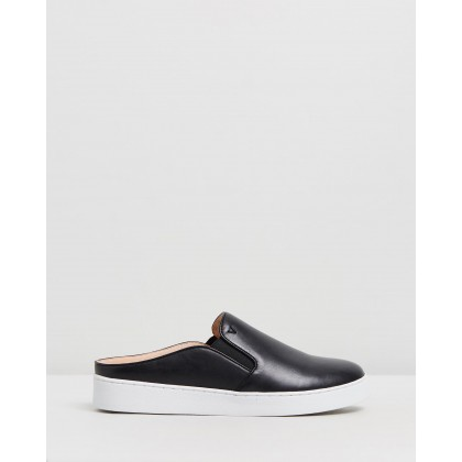Dakota Mule Sneakers Black by Vionic