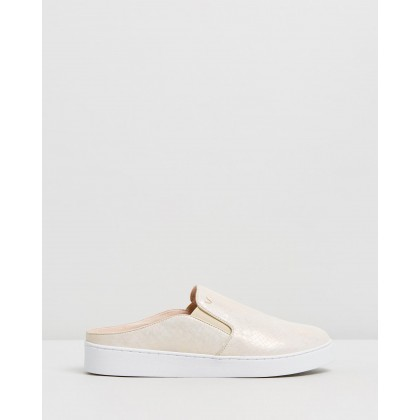 Dakota Mule Sneakers Gold by Vionic