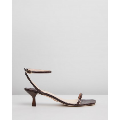 Dandridge Sandals Espresso by Brother Vellies