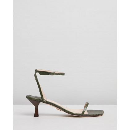 Dandridge Sandals Moss by Brother Vellies