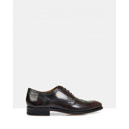 Davenport Good Year Welted Brogue Burgundy by Brando