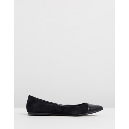 Delancy Black by Steve Madden