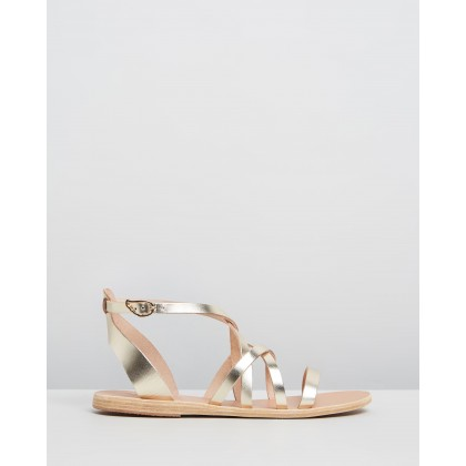 Delia Platinum by Ancient Greek Sandals