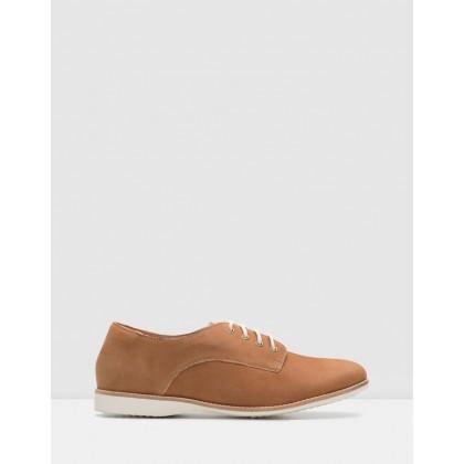 Derby Shoes Vintage Cognac by Rollie