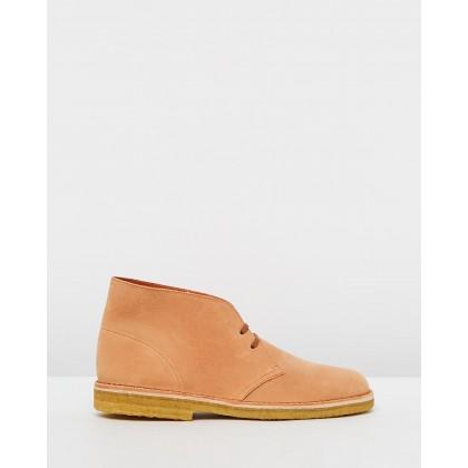 Desert Boots Sandstone Suede by Clarks Originals