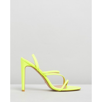 Devana Neon Yellow Patent by Billini